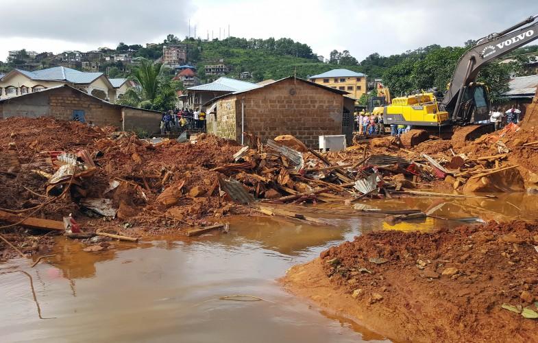 Sierra Leone: Le bilan s'alourdit à plus de 331 morts dans la coulée de boue dévastatrice
