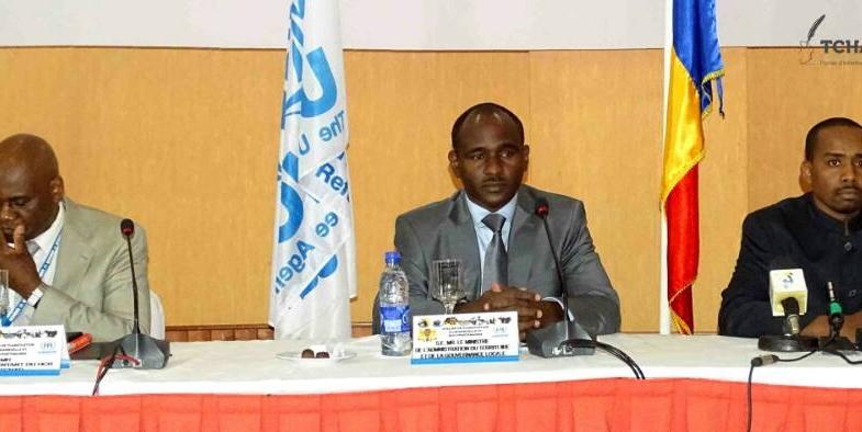 HCR – Tchad: Amendement du document stratégique pour la période 2018-2020