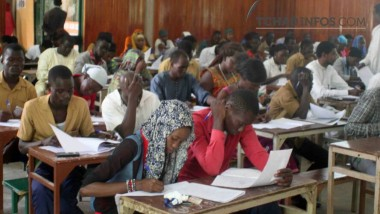 Tchad : 11 nouveaux centres pour le baccalauréat 2020