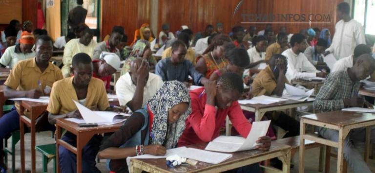 Tchad : Déroulement sans incident du 2ème tour du bac 2017