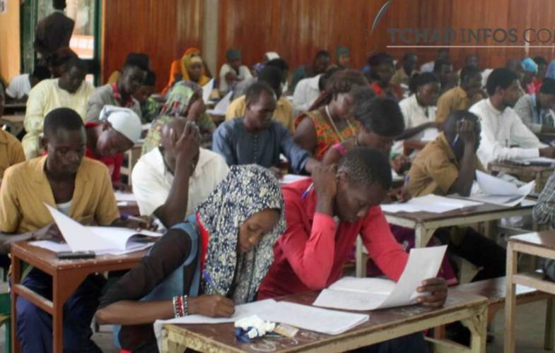 Tchad : 73,17% de réussite au second tour du Baccalauréat 2017