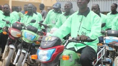 """Tchad : les """"clandos"""" du 5ème arrondissement sont peints en vert"""
