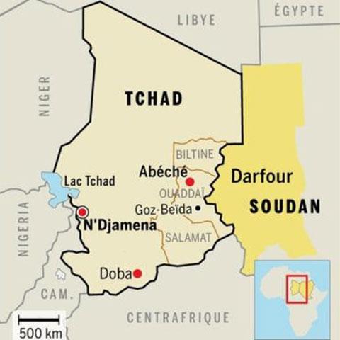 Etat d'urgence : le Tchad ferme ses frontières avec la Libye, le Soudan et la RCA