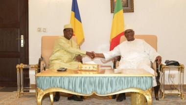 Le Tchad et le Mali renforcent leur coopération bilatérale