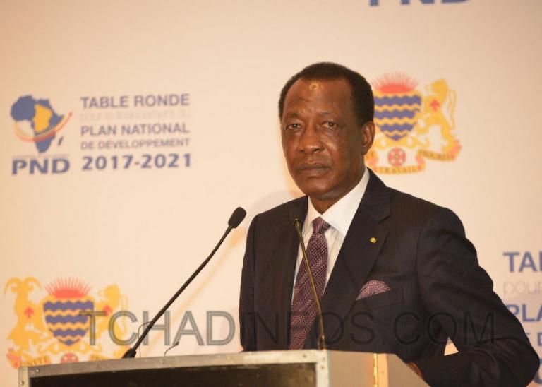 Le président Idriss Déby Itno prend les rênes du G5 Sahel