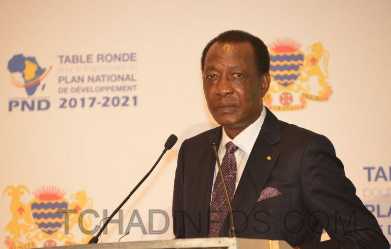 Idriss Deby Itno : « Le Tchad nourrit l'ambition légitime d'assurer son décollage économique »