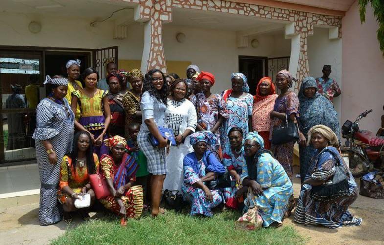 Société : Tchad Helping Hands collecte des kits scolaires pour les enfants démunis