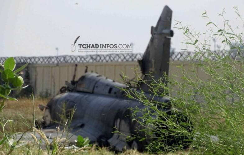 Tchad : un Mirage 2000N de la force Barkhane prend feu au décollage de N'Djamena