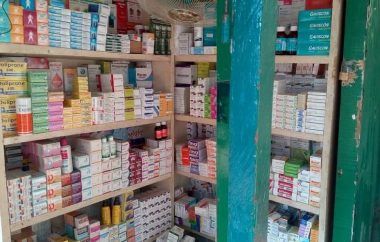 TCHAD : Des médicaments de la rue vendus devant les hôpitaux a N'Djamena
