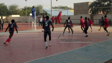 Sport: les Sao préparent le championnat d'Afrique de volley-ball
