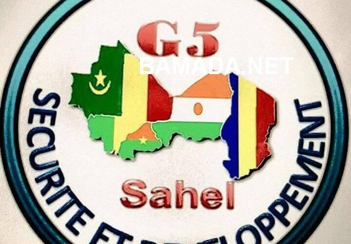 Sécurité : « Près de 65% du financement de la force du G5 Sahel déjà mis en place »