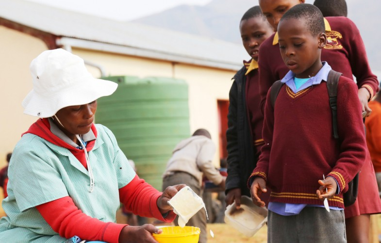 Le PAM manque d'argent pour financer les repas scolaires en Afrique de l'Ouest et centrale
