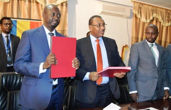 Finances: Le Tchad signe une Convention de consolidation de ses créances auprès de la BEAC