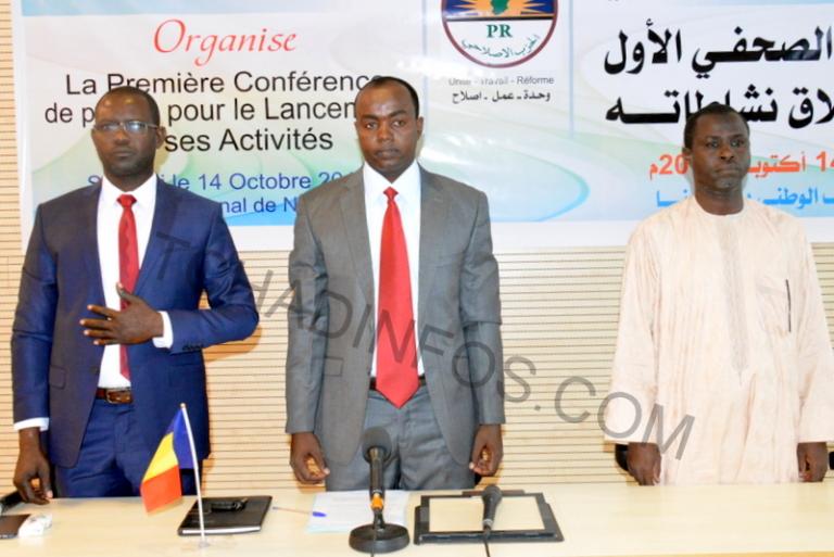 Tchad :  le Parti réformiste quitte l'''Alliance victoire'' et soutient Kebzabo