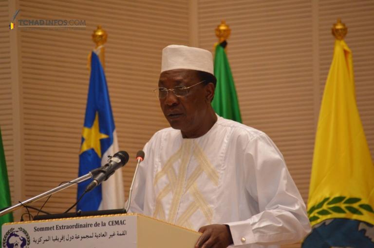 Gabon: Idriss Deby salue « la prompte réaction des loyales forces de défense et de sécurité »