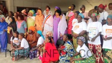 Lancement d'une campagne pour  un Tchad sans faim « Avec les femmes rurales »