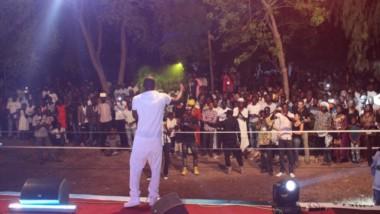 Concert Nemaylem acte 2: Mawndoé électrise le jardin de l'IFT