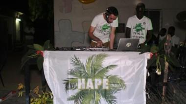 Iyalat: Les jardins de l'Institut Français du Tchad ont accueilli la 3ème soirée Hape