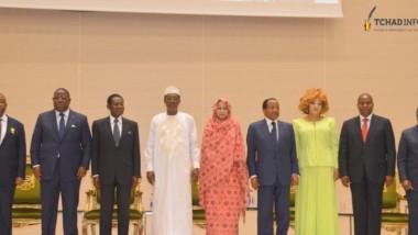 Tchad : ouverture du sommet extraordinaire des Chefs d'État et des gouvernements de la CEMAC