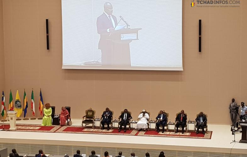 Sommet extraordinaire CEMAC : Trois Chefs d'Etat et deux Premiers ministres à N'Djamena