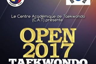Tchad : Lancement officiel de l'Open 2017 de Taekwondo