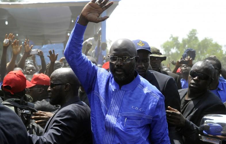 Liberia : George Weah remporte le 2nd tour de l'élection présidentielle