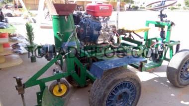 Développement rural : Idriss Abakar Mahamat fabrique un mini tracteur multifonction