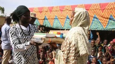 la Fondation Saint Forat vient en aide aux élèves du 6ème arrondissement de N'Djamena