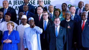 Les dirigeants africains et européens discutent de défis communs tels que l'immigration et la sécurité