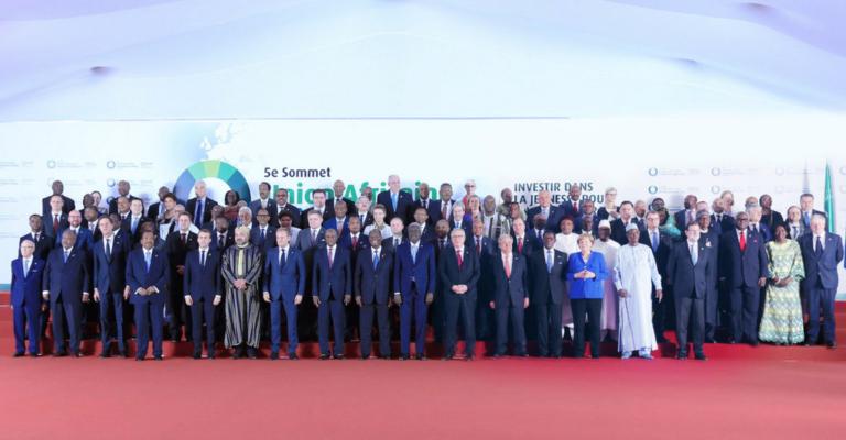 Ouverture du sommet UA-UE : l'investissement dans les jeunes une priorité