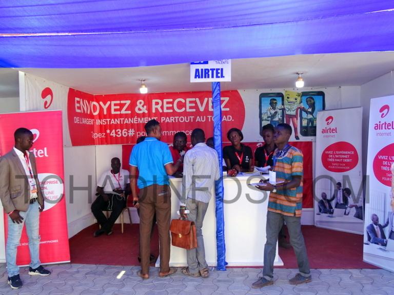 Tchad Talents-Airtel : « Rien que pour la première journée, on avait reçu plus de 200 CV »
