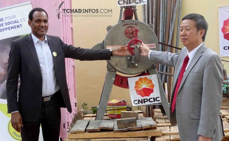 La Fondation Grand Cœur bénéficie d'un don de la CNPCIC