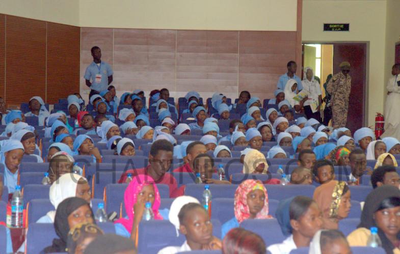Tchad : Plus de 2 000 élèves participent au Forum de la rentrée scolaire