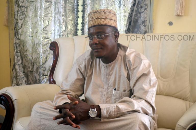 Tchad : Adoum Forteye Amadou nommé Délégué Général du Gouvernement auprès de la Commune de N'Djamena
