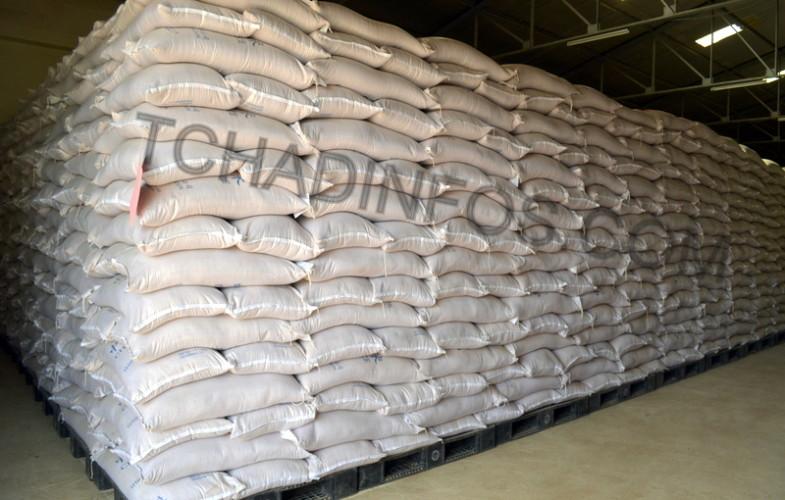 Tchad: La Chine offre 5 000 tonnes de riz pour la sécurité alimentaire