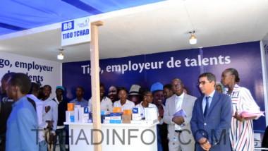 Tchad Talents 2017 : Tigo au cœur du Salon des compétences et de l'emploi