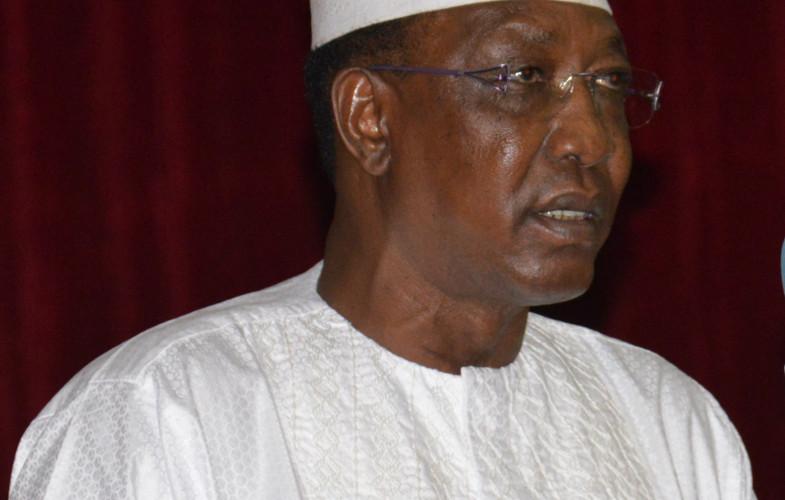 """Tchad : """"votre président est blanc, il n'a pas volé, il n'a pas été corrompu et il ne sera jamais corrompu"""" Idriss Deby Itno"""