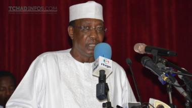 Tchad : Deby invite la communauté internationale à passer à l'acte face au trafic en Libye