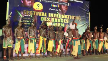 Le festival international des danses Mboum au coeur de N'djaména