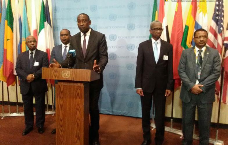 Les MAE des pays du G5 Sahel plaident pour le Tchad à Washington