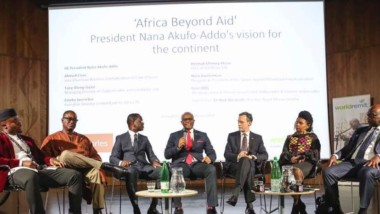 Les Africains appelés à construire des économies ne dépendant pas de la charité et des dons
