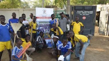 L'Association culturelle Tchado star commémore à sa manière la Journée internationale des droits de l'enfant