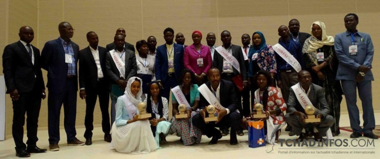 Tchad Talents 2017 : Les lauréats des différentes catégories sont connus