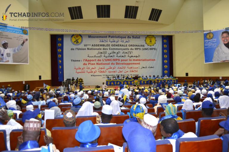 Tchad: un membre du bureau politique du MPS suspendu