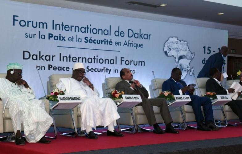 Afrique : Les dirigeants s'engagent à agir  au Forum sur la paix et la sécurité de Dakar 2017