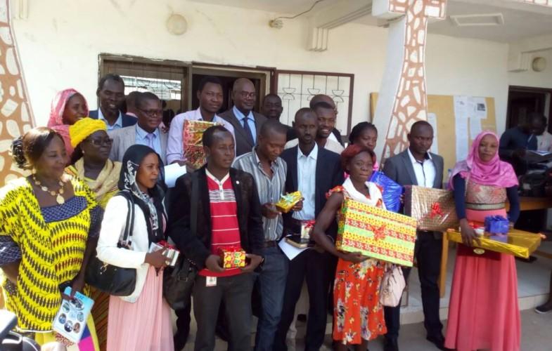 Tchad : La Maison des médias et l'Unicef récompensent les journalistes « champions des droits de l'enfant »