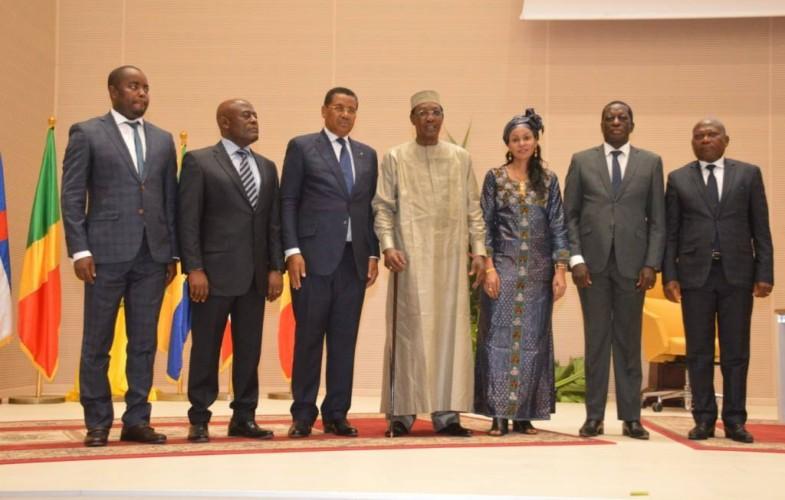 CEMAC : Prestation de serment de la nouvelle équipe dirigeante