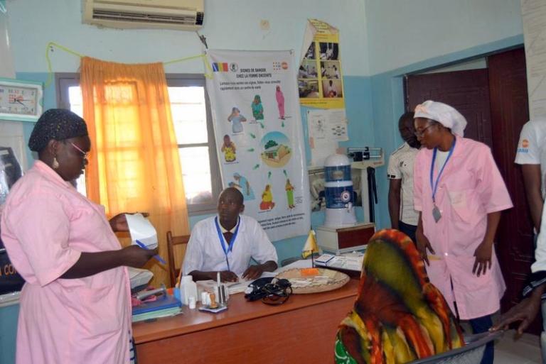 Lac Tchad : « La région ne compte que 10 médecins  pour près de 540.000 habitants »