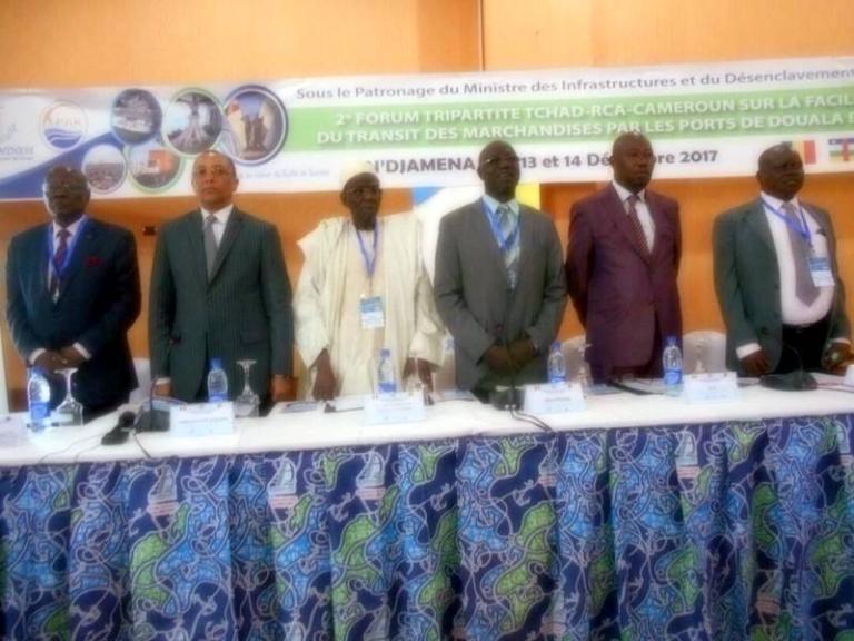 Tchad-RCA-Cameroun : Faciliter le transport des marchandises à travers les ports et corridors camerounais