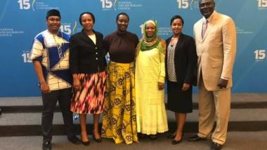 Youth Connekt Africa : Une initiative innovante à laquelle le Tchad prend part
